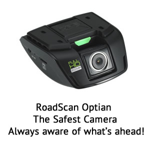 RoadScan Optian - The Safest Camer, keeps you in line